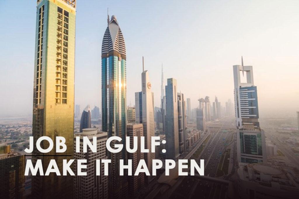 job in gulf